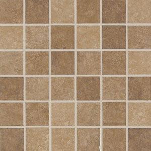 American Olean Lyndhurst Mosaic Woodland Blend Tile & Stone