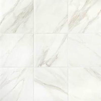 American Olean Mirasol 24 x 24 Floor Bianco Carrara Tile & Stone