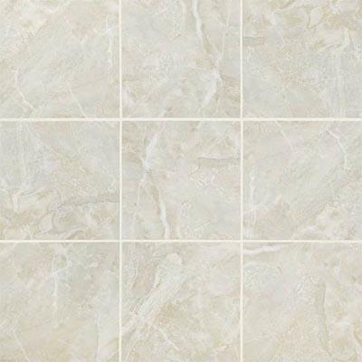 American Olean Mirasol 24 x 24 Floor Silver Marble Tile & Stone