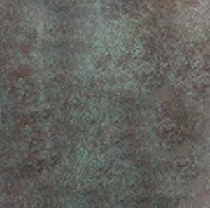 American Olean Saxon Metals 6 x 6 Iron Tile & Stone