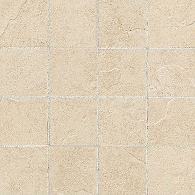 American Olean Shadow Bay Mosaic 3 X 3 Morning Mist Tile & Stone