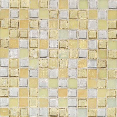 American Olean Solare Glass Mosaics Blends Citrus Tile & Stone