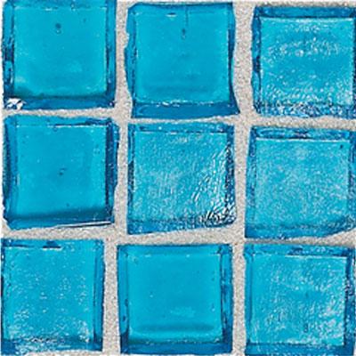 American Olean Solare Glass Mosaics Aqua Tile & Stone