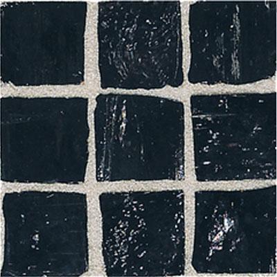 American Olean Solare Glass Mosaics Coal Tile & Stone