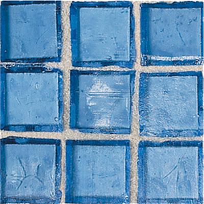 American Olean Solare Glass Mosaics Lagoon Tile & Stone