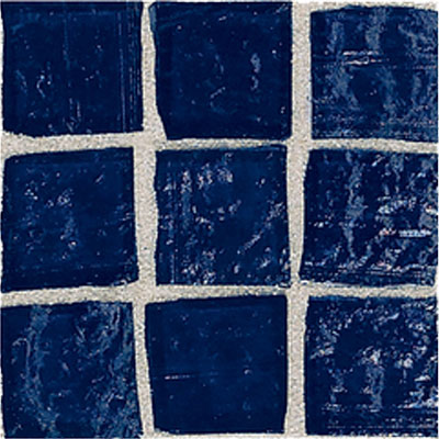 American Olean Solare Glass Mosaics Midnight Tile & Stone