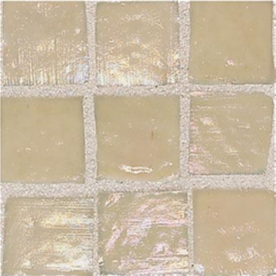 American Olean Solare Glass Mosaics Mushroom Tile & Stone