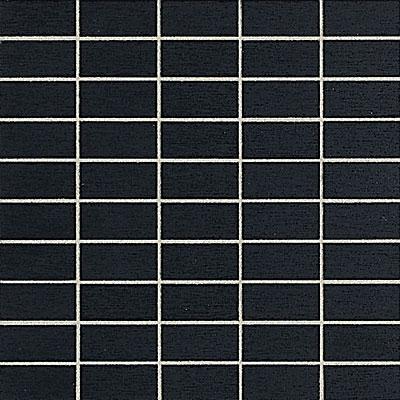 American Olean St Germain 2 x 1 Mosaic Noir Tile & Stone