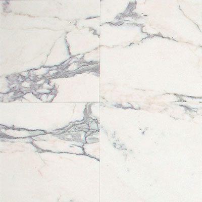American Olean Stone Source Marble and Onyx 12 x 12 Calacatta Gold Honed Tile & Stone