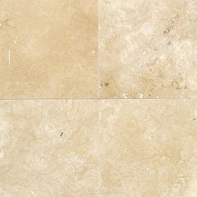 American Olean Stone Source Travertine 16 x 16 Durango Honed Tile & Stone