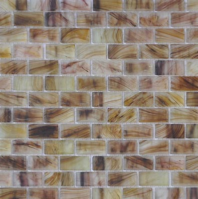 American Olean Visionaire Brick Joint Frosted Evening Shadow Tile & Stone