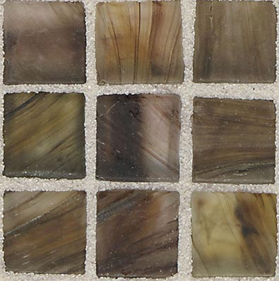 American Olean Visionaire Straight Joint Glossy Evening Shadow Tile & Stone