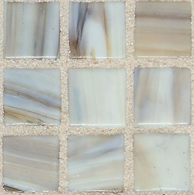 American Olean Visionaire Straight Joint Frosted Soothing Mist Tile & Stone