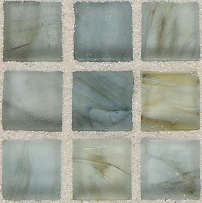 American Olean Visionaire Straight Joint Frosted Whispering Stream Tile & Stone
