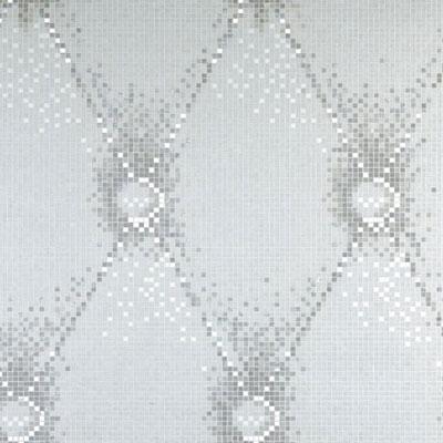Bisazza Mosaico Decori 10 - Chester White Tile & Stone