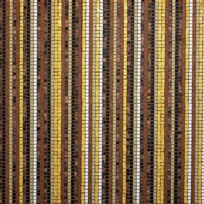 Bisazza Mosaico Decori 10 - Stripes Fall Tile & Stone