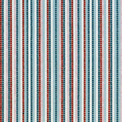 Bisazza Mosaico Decori 10 - Stripes Winter Tile & Stone