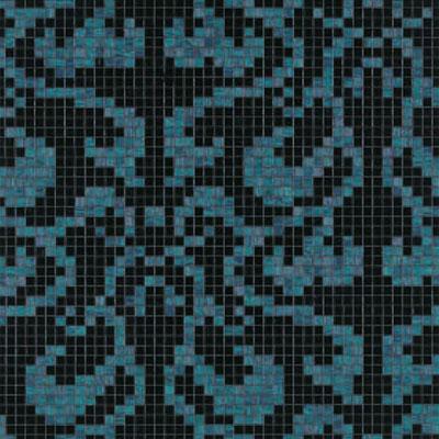 Bisazza Mosaico Decori 20 - Damasco Opale Tile & Stone