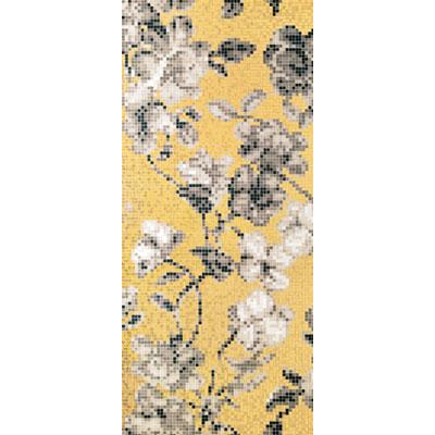 Bisazza Mosaico Decori 20 - Hanami Oro A Tile & Stone