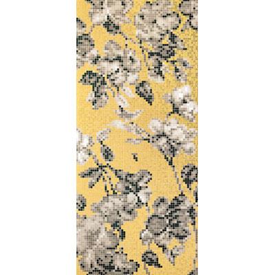 Bisazza Mosaico Decori 20 - Hanami Oro B Tile & Stone