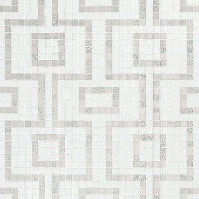 Bisazza Mosaico Decori 20 - Labirinto Oro Tile & Stone