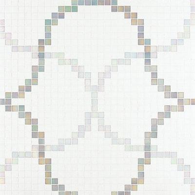 Bisazza Mosaico Decori 20 - Liaisons Grey Tile & Stone