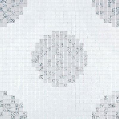 Bisazza Mosaico Decori 20 - Pois Oro Tile & Stone