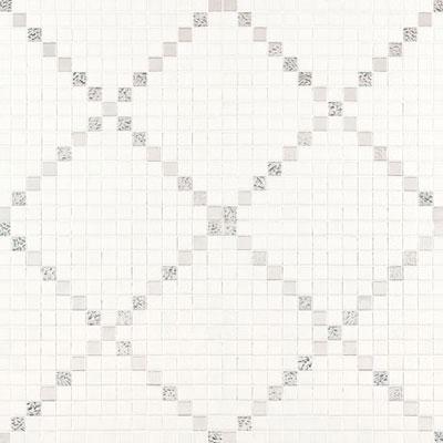 Bisazza Mosaico Decori 20 - Rete Oro Tile & Stone