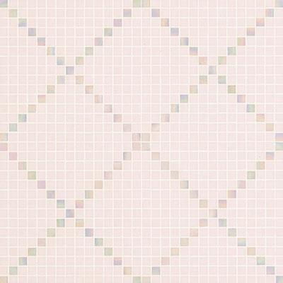 Bisazza Mosaico Decori 20 - Rete Rosa Tile & Stone