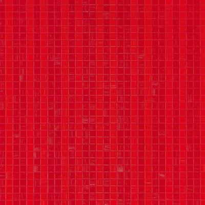 Bisazza Mosaico Decori 20 - Righe Rosse Tile & Stone