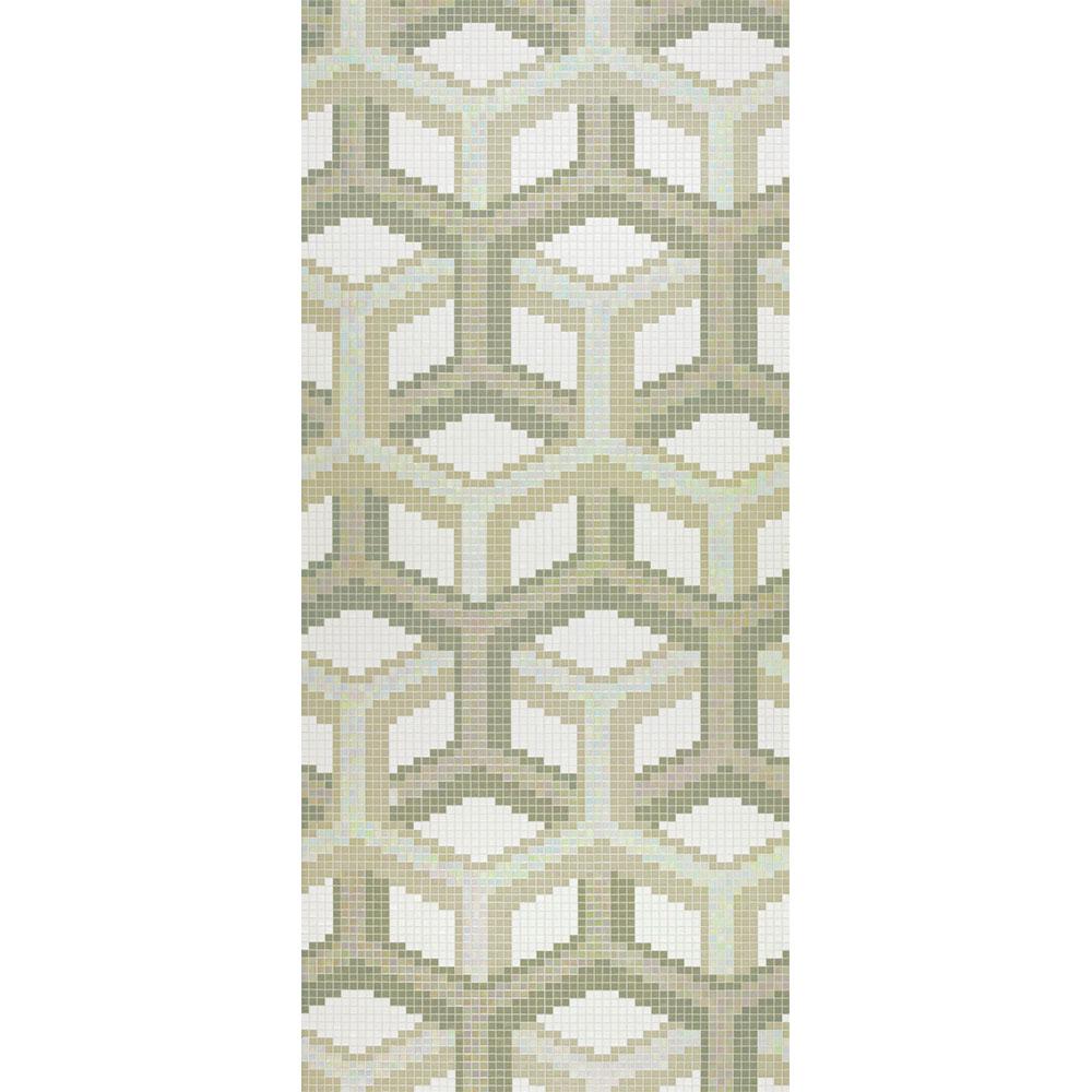 Bisazza Mosaico Decori 20 - Suite Grigio Tile & Stone