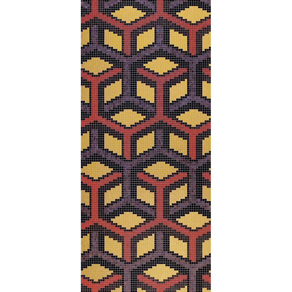 Bisazza Mosaico Decori 20 - Suite Viola Tile & Stone