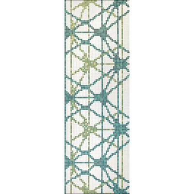 Bisazza Mosaico Decori 20 - Treillage Treillage A Tile & Stone