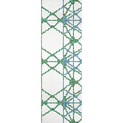 Bisazza Mosaico Decori 20 - Treillage Treillage B Tile & Stone