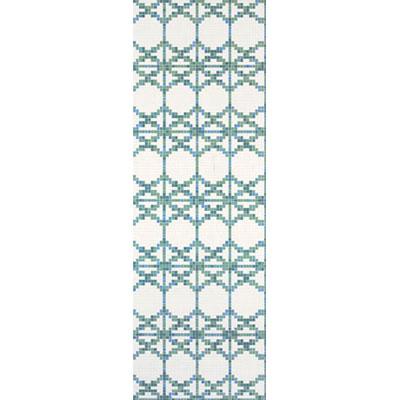Bisazza Mosaico Decori 20 - Treillage Treillage C Tile & Stone