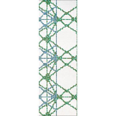Bisazza Mosaico Decori 20 - Treillage Treillage D Tile & Stone