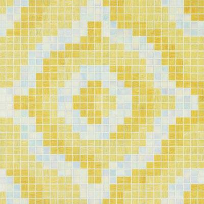 Bisazza Mosaico Decori 20 - Velvet Cream Tile & Stone