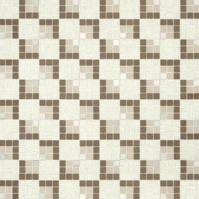 Bisazza Mosaico Decori 20 - Vibration Grise Tile & Stone