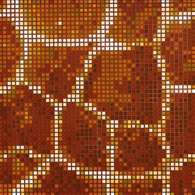Bisazza Mosaico Decori Opus Romano - Animal Giraffa Tile & Stone