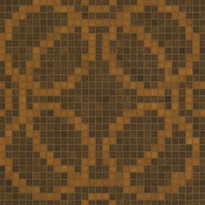 Bisazza Mosaico Decori VTC 20 - Circles Brown Tile & Stone