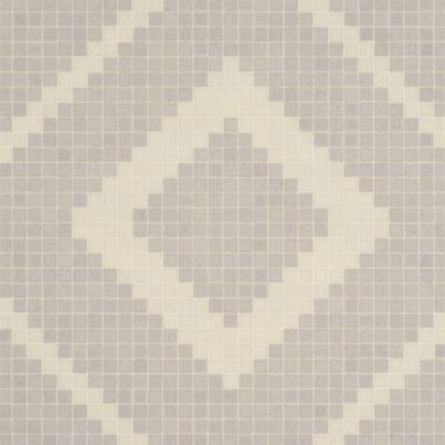 Bisazza Mosaico Decori VTC 20 - Frames Grey Tile & Stone
