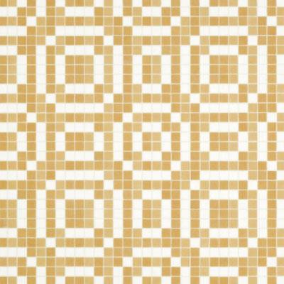 Bisazza Mosaico Decori VTC 20 - Stamps Beige Tile & Stone