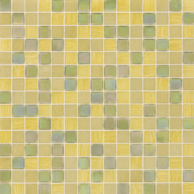 Bisazza Mosaico Amber Collection 20 Ambra Tile & Stone