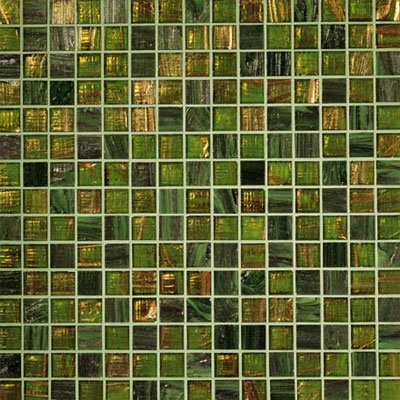 Bisazza Mosaico Amber Collection 20 L Elba Tile & Stone