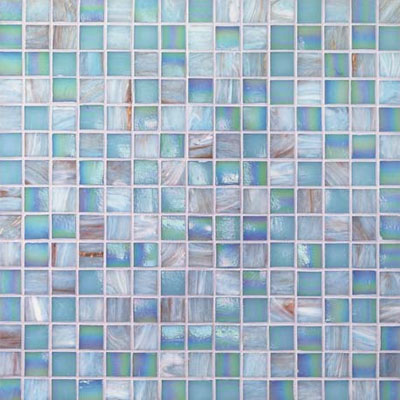Bisazza Mosaico Blue Collection 20 Audrey Tile & Stone