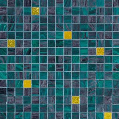 Bisazza Mosaico Gold Collection 20 Caterina Tile & Stone