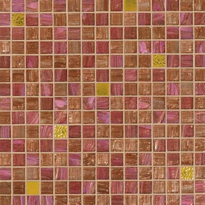 Bisazza Mosaico Gold Collection 20 Esterina Tile & Stone
