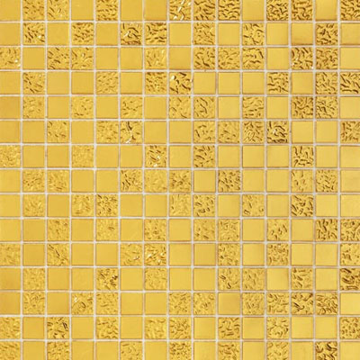 Bisazza Mosaico Gold Collection 20 King20 Tile & Stone