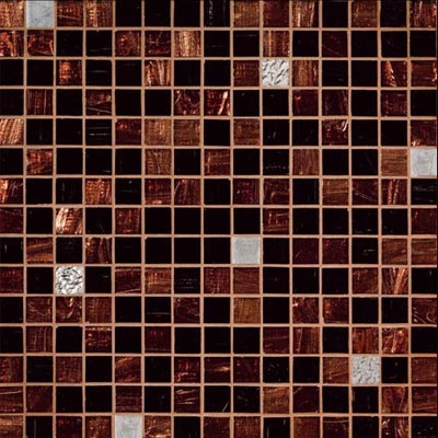 Bisazza Mosaico Gold Collection 20 Nefertiti Tile & Stone