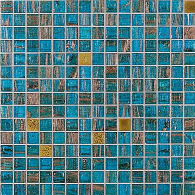 Bisazza Mosaico Gold Collection 20 Paolina Tile & Stone